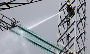 Chuyện dùng trực thăng sửa chữa đường dây 500 kV